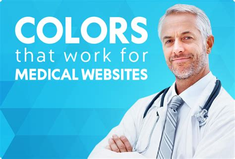 Colour Scheme Creator by Designing Medical Websites Colors That Work
