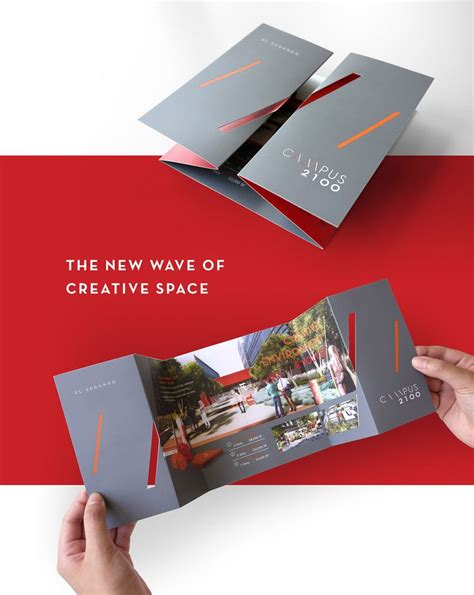 creative brochure templates 25 best ideas about creative brochure on