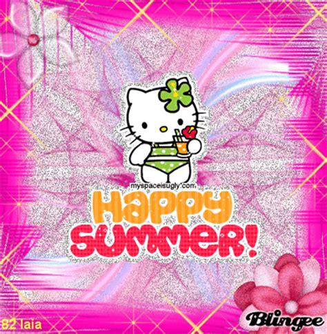 hello kitty summer hello kitty summer picture 93213131 blingee com