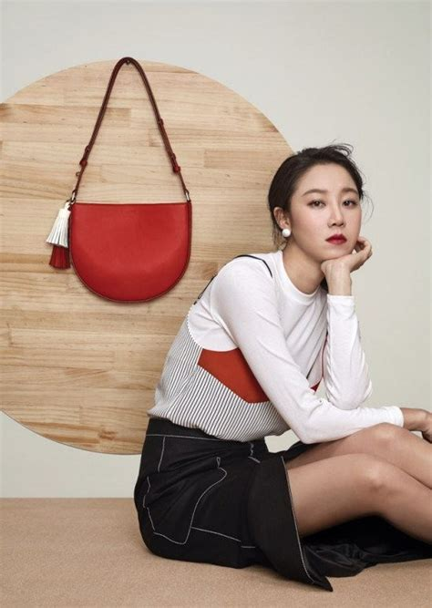 korean actress gong hyo jin gong hyo jin gives classy a new name in vincis pictorial