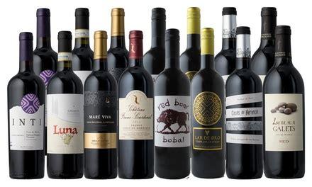 bottles  winter reds  splash wines