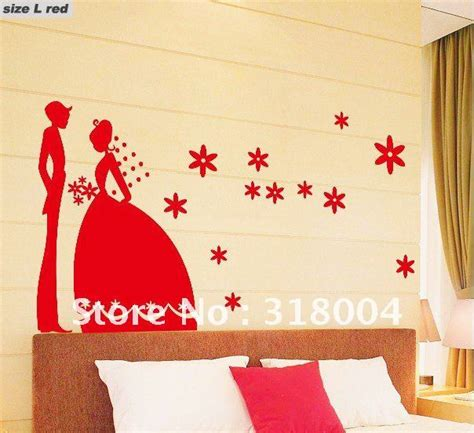 wall murals on sale wedding removable wall sticker wedding room wall decor wall on sale retail and