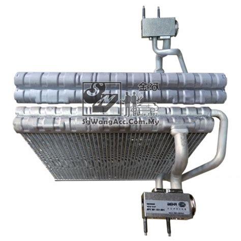 Evaporator Evap Cooling Coil Ac Proton Exora Ori Newbaru peugeot 3008 air cond cooling coil evaporator original