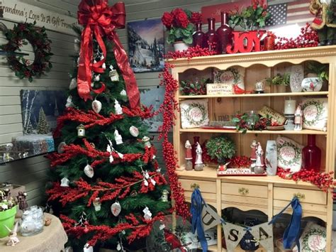 christmas decor 4 tree top nursery landscape inc