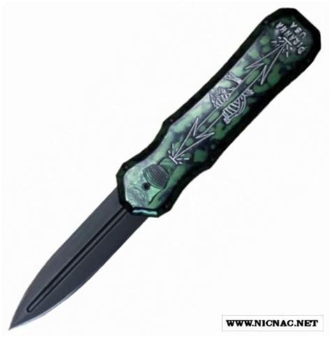 excalibur knife piranha excalibur otf automatic knife