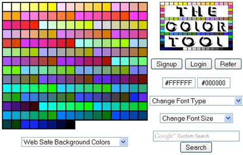 unique colors 50 best free tools to create perfect color combinations
