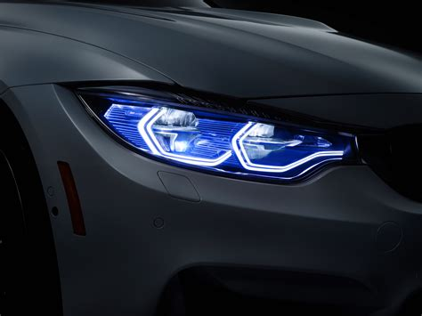 Bmw Lights by Ces 2015 Bmw Showcases Revolutionary Laser Headlights And Oled Taillights The Fast Car