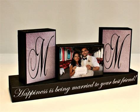 Wedding Gift Ideas For Friends by Personalized Wedding Gifts For Wedding Idea