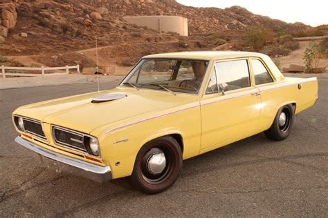 1968 plymouth duster valiant duster photo gallery rod network