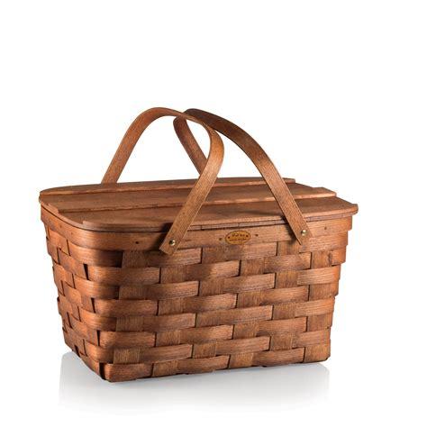 To Market Recap Picnic Basket by Picnic Time Prairie Picnic Basket
