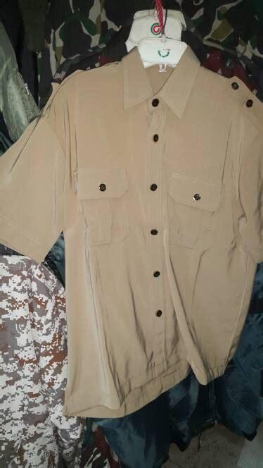 Foto Baju Safari jual baju pdh safari pns celana baju toko alip