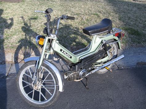 Mofa Puch by Modification Motorcycle Bikes Puch Moped