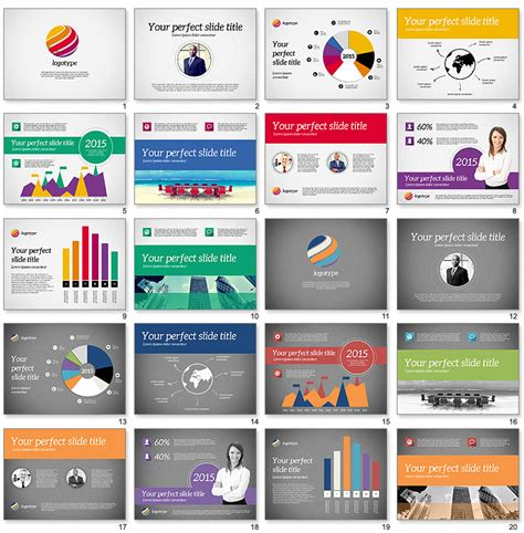 Business Consulting Presentation Template For Powerpoint Presentations Pinterest Consulting Slide Templates