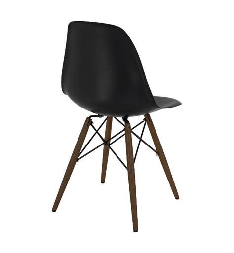 eames chair side table eames eiffel black side chair tablebasedepot