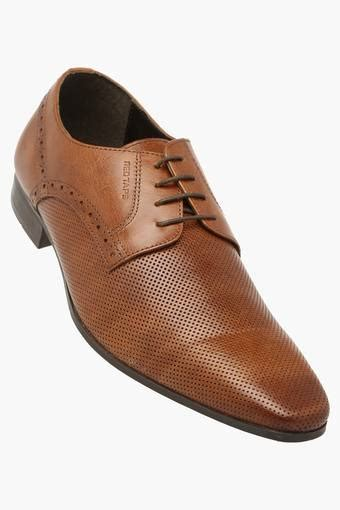 buy mens leather lace up smart formal shoe