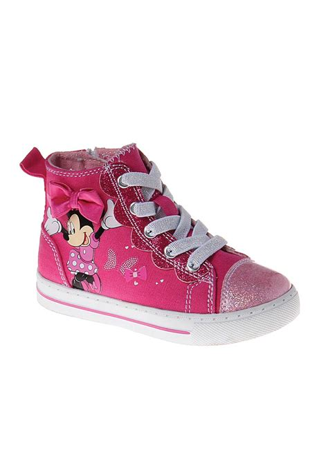 Canvas High Top Sneakers minnie mouse canvas high top sneakers for