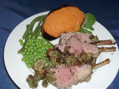 rack of lamb ina garten rack of lamb persillade recipe food com