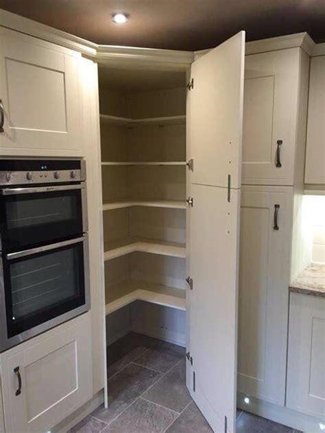 corner kitchen pantry ideas best 25 corner pantry cabinet ideas on corner
