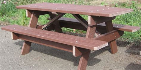 bench probation sonoma picnic table coffee table plans storage