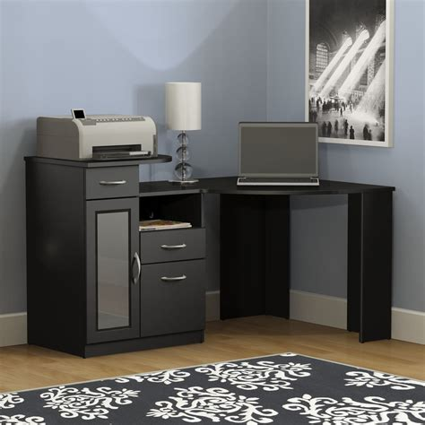 bedroom corner desk bedroom contemporary desk with drawers corner desk with