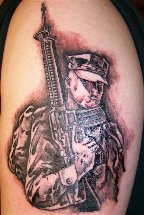 military and tattoos army tattoos designs ideas and meaning