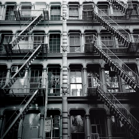 One Wall Murals 1 wall giant wallpaper mural new york fire escapes 3 15m x