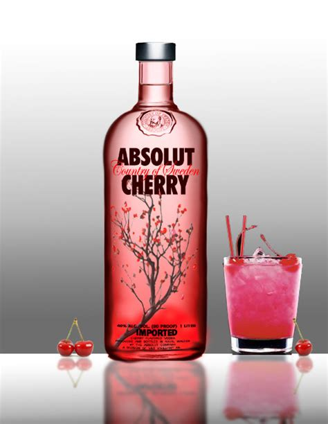 Absolute Detox Cherry Does It Work For by Absolut Cherry By Ughmanduh On Deviantart