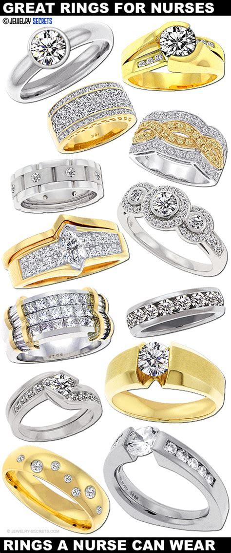 Wedding Rings For Nurses by The Most Wedding Rings Nurses Wedding Rings