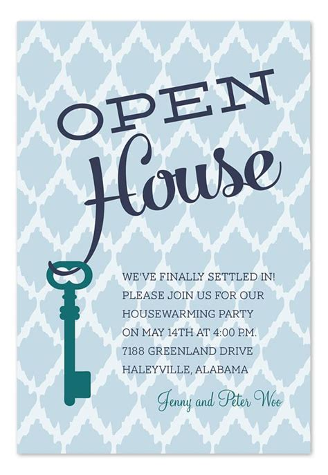 25 best ideas about open house invitation on pinterest