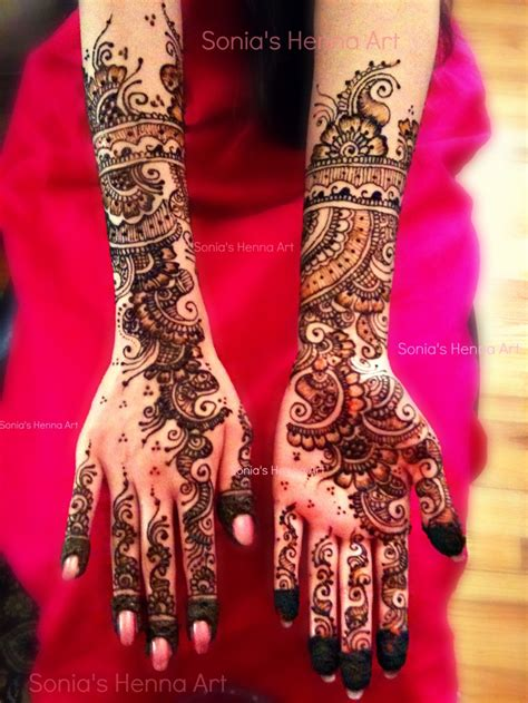 henna tattoo indian bride the world s catalog of ideas