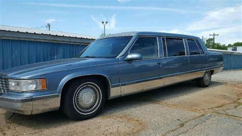 cadillac limousine cadillac limousine cars for sale