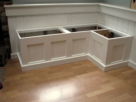 how to build a banquette storage bench dining rooms kitchen banquette dining room banquette