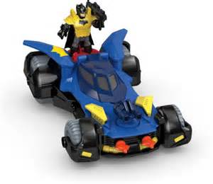 Barns And Noble Dc Imaginext Dc Deluxe Batmobile 2016 887961219036 Item