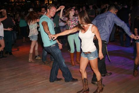 country swing dance moves list true country