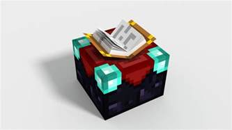 3d minecraft enchanting table by nokohere on deviantart