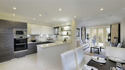 Ideas For Small Kitchens In Apartments by Deluxe 3 Bed Penthouse Duplex Apartment Aldgate London