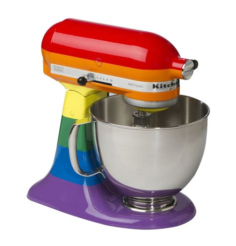 Kitchenaid Rainbow Mixer   prizm'splosion   Pinterest