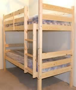 heavy duty bunk beds plato 2ft 6 small single length heavy duty solid