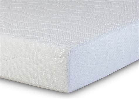 4ft Memory Foam Mattress by Visco Therapy Memory Foam 250 4ft 6 Mattress