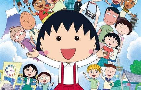 film kartun terbaru akhir tahun 2015 chibi maruko chan akan mendapatkan film layar lebar di