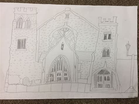Drawing 6th Class by 6th Grade Class Line Drawings Collinsville Illinois