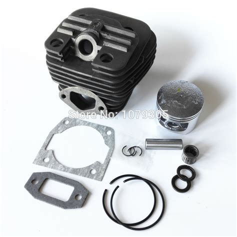 Piston Senso Kecil Chainsaw 5200 52cc chainsaw dual channel cylinder and piston set dia 45mm 5200 chainsaw cylinder kit in