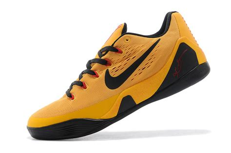 basketball shoes yellow promotions nike 9 low basketball shoes yellow
