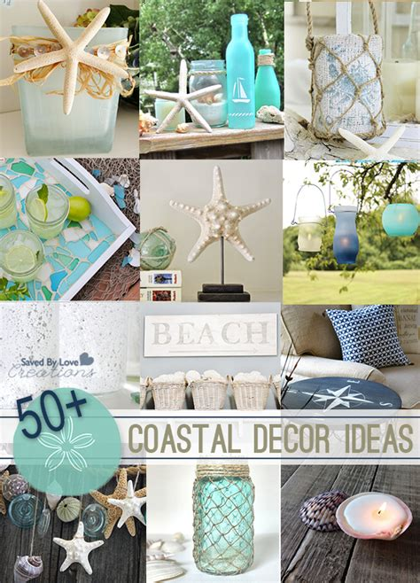 50 amazing diy nautical home decor projects over 50 diy coastal decor beach inspired diy projects