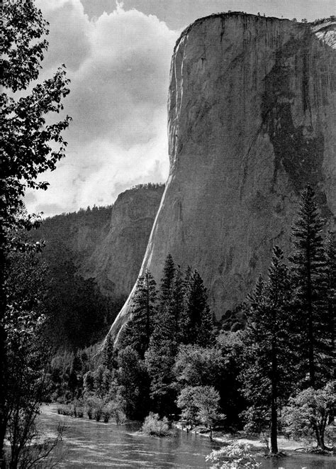 """The Four Seasons in Yosemite National Park (1938), """"Summer"""