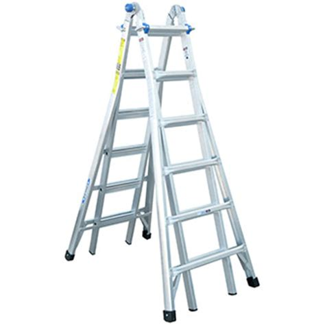 aluminum multi purpose ladder 26 rental the home depot