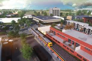 port adelaide to get new station served by 1km rail