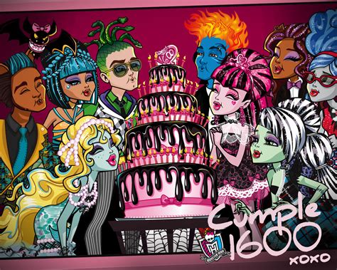 imagenes vectores monster high monster high blog descargar monster high