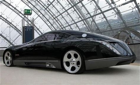 maybach exelero the 8 million maybach mobster supercar