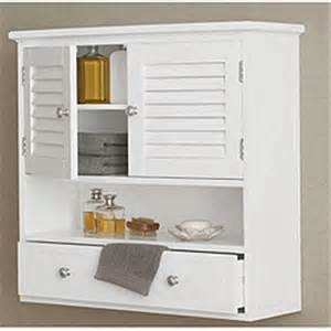 Bathroom Storage Wall Cabinets White Wall Cabinet For Bathroom Home Furniture Design